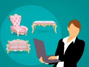 בחירת רהיטים