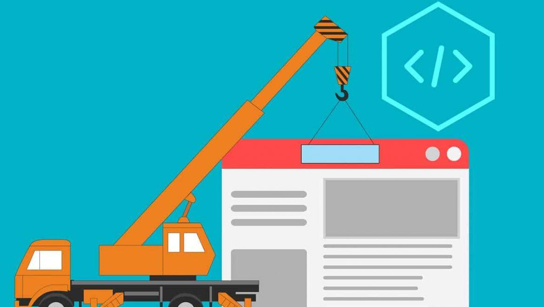 בניית אתרים למתחילים
